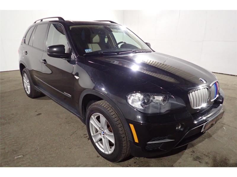 2011 BMW X5 2999cc TURBO Diesel Automatic (Left Hand Drive)