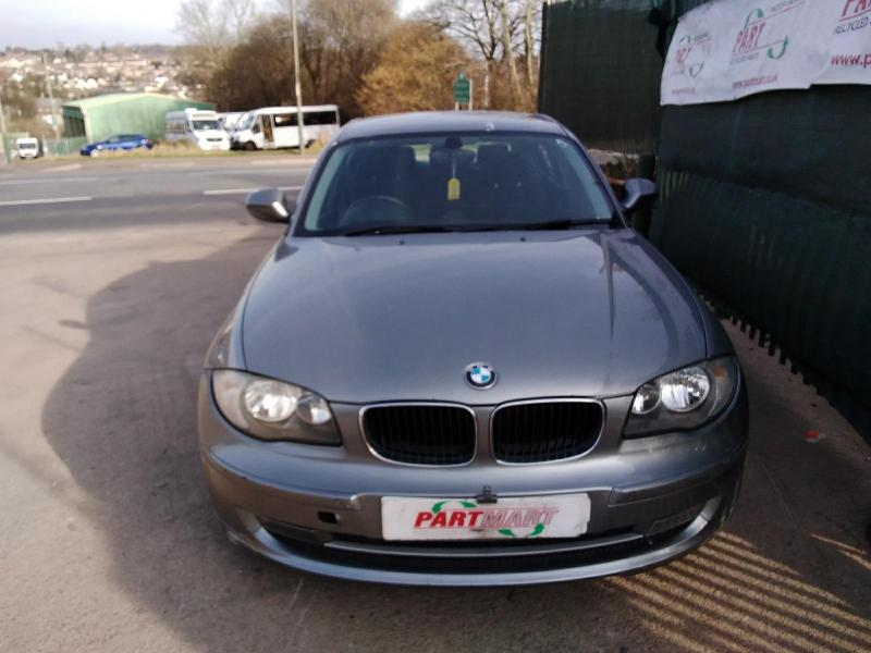 2010 BMW 1 SERIES 118D SE 1995cc TURBO DIESEL MANUAL 5 DOOR HATCHBACK