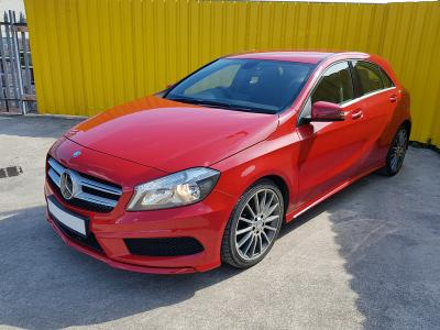 Image of 2015 Mercedes A-class A180 Cdi Blueefficiency Amg Sport 1461cc Turbo Diesel Manual 6 Speed Hatchback