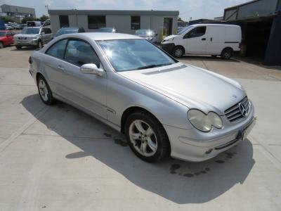 Image of 2004 Mercedes Clk Clk200 Kompressor Avantgarde 1796cc Super Petrol Automatic 5 Speed 5 Coupe