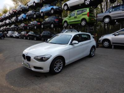 Image of 2012 BMW 1 Series 116d SE 1995cc Turbo Diesel Manual 6 Speed 5 Door Hatchback