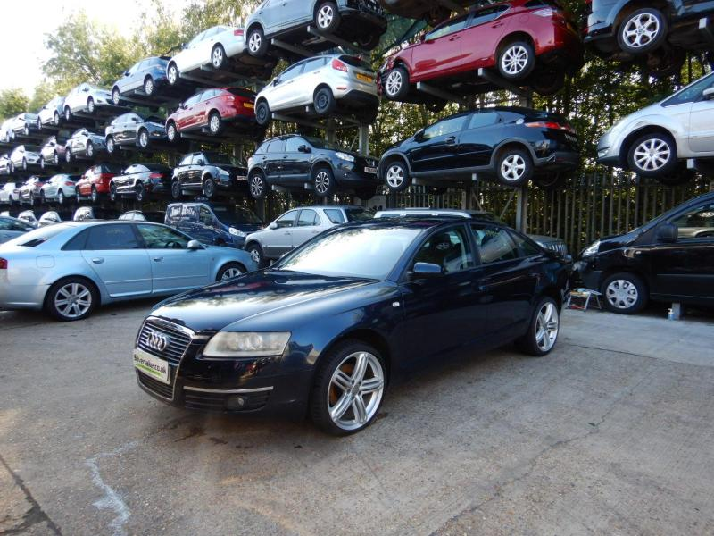 2005 Audi A6 SE 2393cc Petrol Sequential Automatic 1 Speed 4 Door Saloon