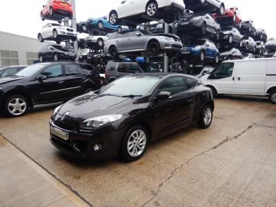 Image of 2012 Renault Megane Dynamique TomTom 1598cc Petrol Manual 6 Speed 3 Door Coupe