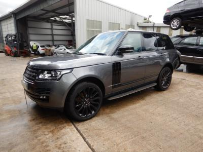 2016 Land Rover Range Rover Vogue SWB TDV6 4WD 2993cc Turbo Diesel Automatic 8 Speed 5 Door Estate