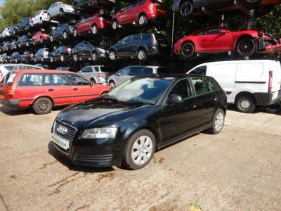2008 Audi A3 TDIe 1896cc Turbo Diesel Manual 5 Speed 5 Door Hatchback