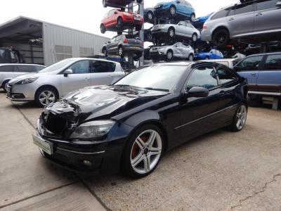Image of 2010 Mercedes-Benz CLC Class 200 Sport Kompressor 1796cc Super Petrol Automatic 5 Speed 3 Door Coupe