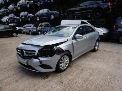 Image of 2013 Mercedes-Benz A Class A180 SE BlueEfficiency 1595cc Turbo Petrol Manual 6 Speed 5 Door Hatchback