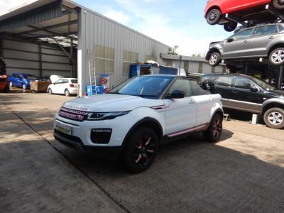 2017 Land Rover Range Rover SE Tech ED4