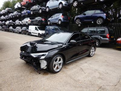 Image of 2020 Audi A3 S Line TFSi 35 1498cc Turbo Petrol DSG 7 Speed 4 Door Saloon