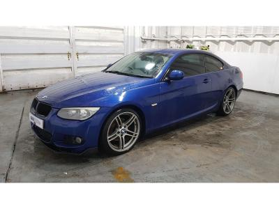 Image of 2011 BMW 3 Series 320D M SPORT 1995cc TURBO Diesel MANUAL 6 Speed Coupe
