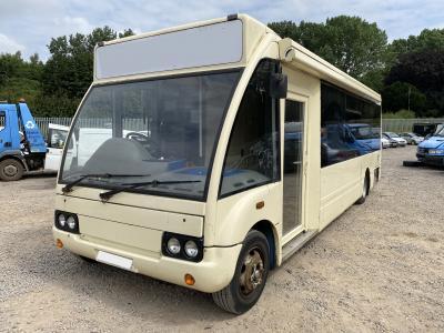 Image of 2000 Optare Solo M850 4246cc Diesel Single Deck