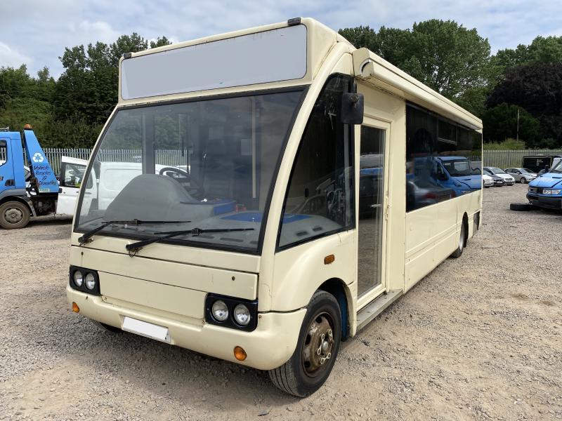 2000 Optare Solo M850 4246cc Diesel Single Deck - Ideal Camper Conversion