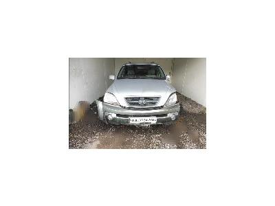 Image of 2006 KIA SORENTO XS CRDI 2497cc TURBO DIESEL AUTOMATIC 5 Speed 5 DOOR HATCHBACK