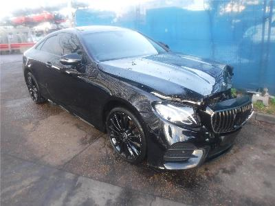 Image of 2018 MERCEDES E-CLASS E 220 D 4MATIC AMG LINE 1950cc TURBO Diesel Automatic Coupe