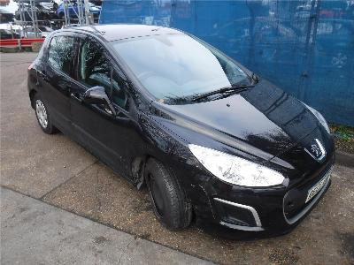 Image of 2012 PEUGEOT 308 ACCESS 1598cc Petrol Automatic 4 Speed 5 DOOR HATCHBACK