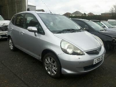 Image of 2005 HONDA JAZZ DSI SE 1339cc Petrol Manual 5 Speed 5 Door Hatchback