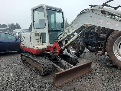 Image of 2003 TAKEUCHI TB 135
