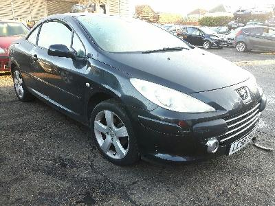 Image of 2006 PEUGEOT 307 SPORT 1997cc Petrol Manual 5 Speed Coupe