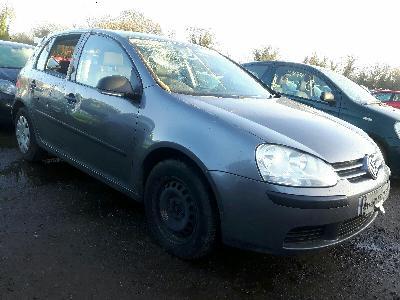 Image of 2007 VOLKSWAGEN GOLF S FSI 1598cc Petrol Manual 6 Speed 5 Door Hatchback