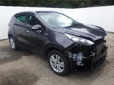 Image of 2017 KIA SPORTAGE CRDI KX-2 1995cc TURBO DIESEL MANUAL 6 Speed 5 DOOR ESTATE