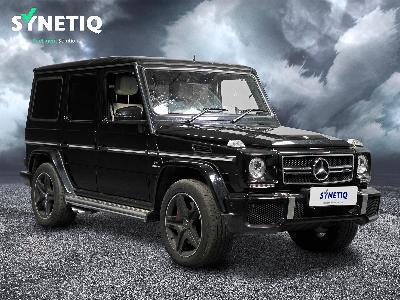 Image of 2016 MERCEDES G-CLASS G63 AMG 5461cc TURBO PETROL AUTOMATIC 7 Speed 5 DOOR ESTATE