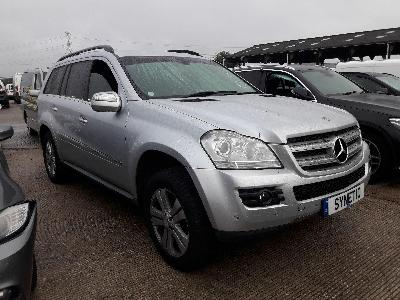 2009 MERCEDES GL-CLASS GL320 CDI 2987cc TURBO DIESEL AUTOMATIC 5 DOOR ESTATE
