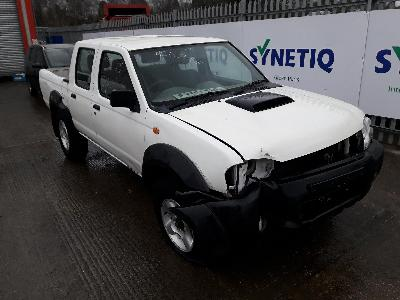 Image of 2009 NISSAN PICK-UP D22 DOUBLE CAB 4X4 2488cc TURBO DIESEL MANUAL 5 Speed PICK UP