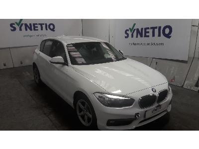 Image of 2016 BMW 1 SERIES 116D SE 1496cc TURBO DIESEL MANUAL 5 DOOR HATCHBACK