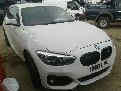 Image of 2018 BMW 1 SERIES 118I M SPORT SHADOW EDITION 1499cc TURBO PETROL AUTOMATIC 3 DOOR HATCHBACK