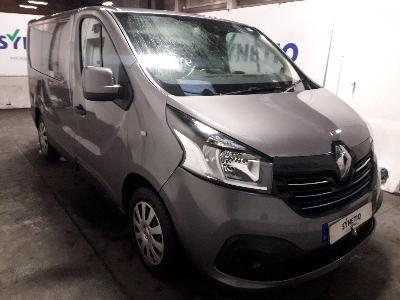 Image of 2015 RENAULT TRAFIC SL27 SPORT ENERGY DCI S/R P/V 1598cc TURBO DIESEL MANUAL 6 Speed PANEL VAN