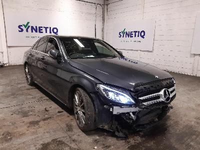 Image of 2015 MERCEDES C-CLASS C300 BT HYBRID AMG LINE PREMIU 2143cc TURBO DIESEL/ELECTRIC AUTOMATIC 7 Speed 4 DOOR SALOON