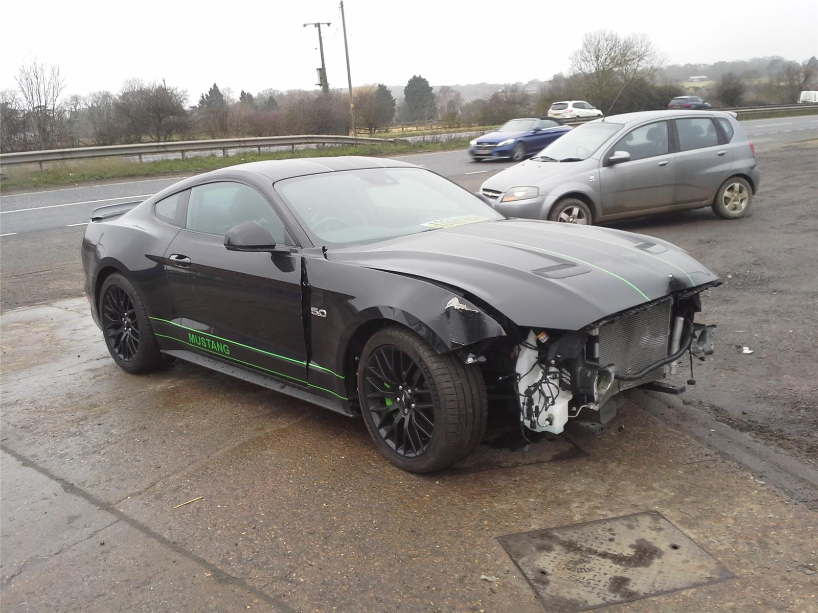 2019 FORD MUSTANG GT 4951cc PETROL AUTOMATIC 10 Speed 2 DOOR COUPE