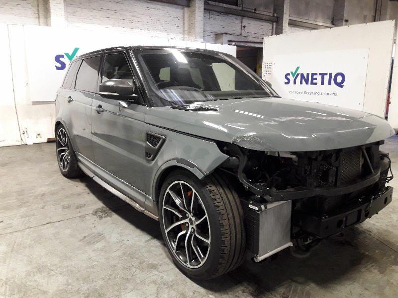 2016 LAND ROVER RANGE ROVER SPORT V8 SVR 4999cc SUPER PETROL AUTOMATIC 8 Speed 5 DOOR ESTATE OVERFINCH GT MODEL