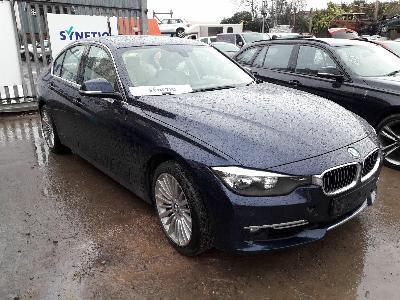 2014 BMW 3 SERIES 335I LUXURY 2979cc TURBO PETROL AUTOMATIC 8 Speed 4 DOOR SALOON