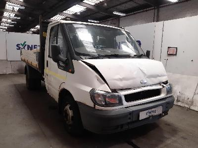 Image of 2003 FORD TRANSIT 350M 2402cc DIESEL MANUAL 5 Speed CHASSIS CAB
