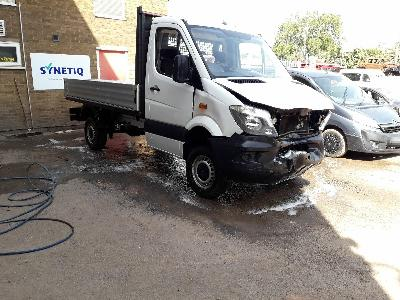 Image of 2016 MERCEDES SPRINTER 316 CDI LWB 2143cc 4x4 TURBO DIESEL MANUAL 6 Speed CHASSIS CAB
