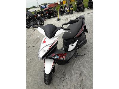 Image of 2016 KYMCO SUPER 125cc PETROL MOTORCYCLE