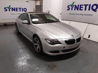 Image of 2009 BMW 6 SERIES 635D SPORT 2993cc TURBO DIESEL AUTOMATIC 6 Speed 2 DOOR COUPE