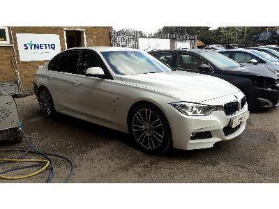 Image of 2013 BMW 3 SERIES 320I M SPORT 1997cc TURBO PETROL MANUAL 6 Speed 4 DOOR SALOON