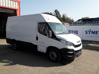 Image of 2015 IVECO DAILY 35S13 2287cc TURBO DIESEL MANUAL PANEL VAN