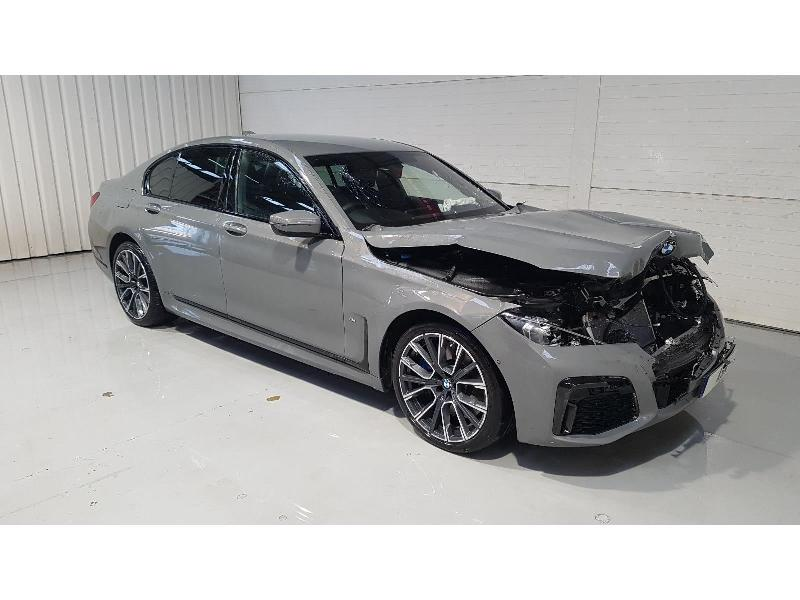 2019 BMW 7 Series 730d XDrive M Sport 4WD 2993cc Turbo Diesel Sequential Automatic 8 Speed 4 Door Saloon