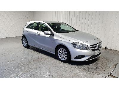 Image of 2015 Mercedes-Benz A Class A180 ECO Edition SE CDi 1461cc Turbo Diesel Manual 6 Speed 5 Door Hatchback