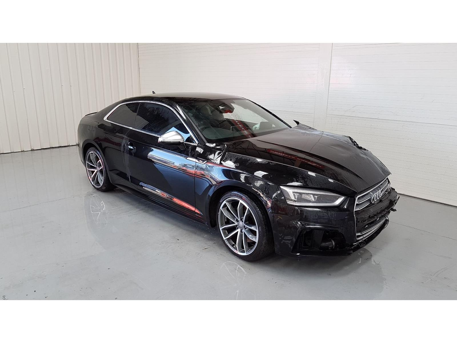 2018 Audi A5 S5 Quattro TFSi 4WD 2995cc Turbo Petrol Automatic 8 Speed 2 Door Coupe