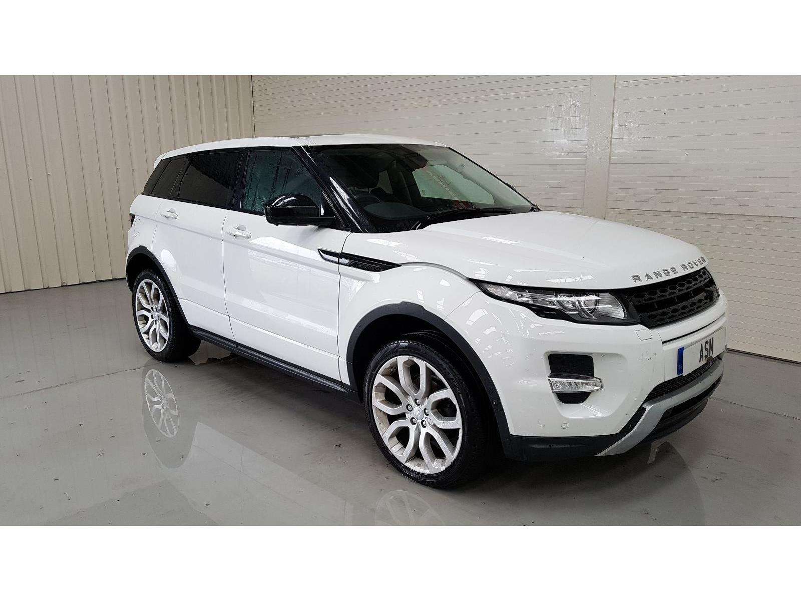 2015 Land Rover Range Rover Dynamic Lux SD4 4WD 2179cc Turbo Diesel Automatic 9 Speed 5 Door Estate