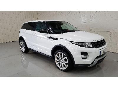 Image of 2015 Land Rover Range Rover Dynamic Lux SD4 4WD 2179cc Turbo Diesel Automatic 9 Speed 5 Door Estate