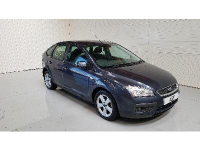 Image of 2007 Ford Focus Zetec Climate 1596cc Petrol Automatic 4 Speed 5 Door Hatchback