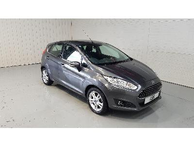 Image of 2015 Ford Fiesta Zetec 998cc Turbo Petrol Manual 5 Speed 5 Door Hatchback