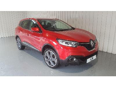 Image of 2017 Renault Kadjar Dynamique S Nav TCe 130 1197cc Turbo Petrol Manual 6 Speed 5 Door Hatchback