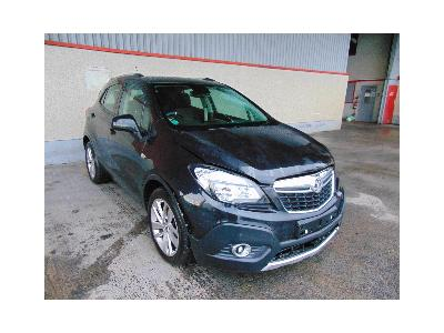 Image of 2016 VAUXHALL MOKKA EXCLUSIV S/S 1364cc TURBO Petrol Manual 6 Speed 5 DOOR HATCHBACK