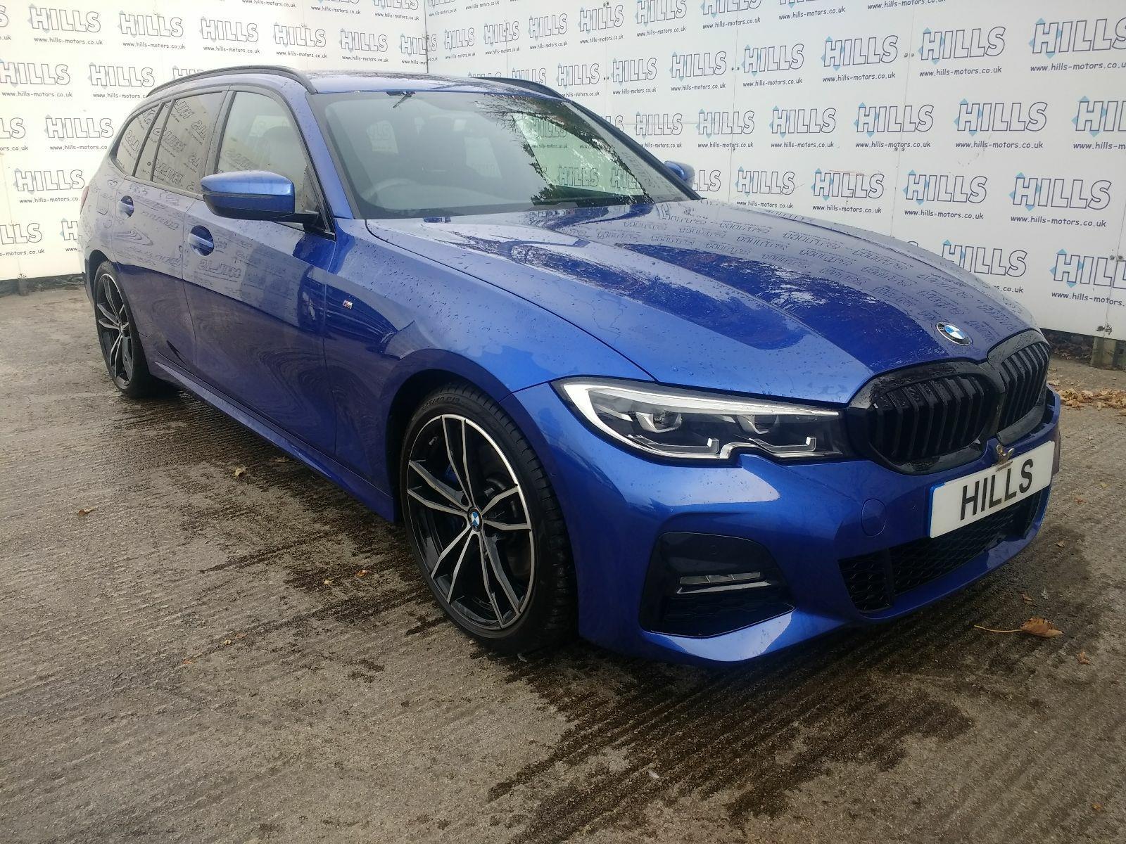 2020 BMW 3 Series 320D M SPORTTURBO Diesel Automatic ESTATE